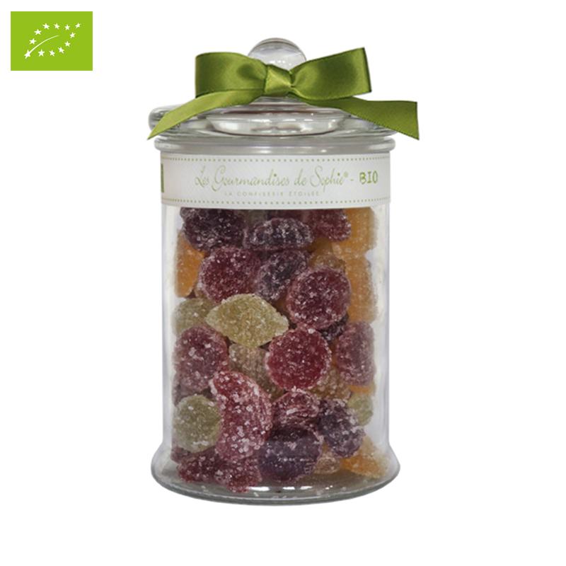 Mélange fruits – sucre – Bio Vegan