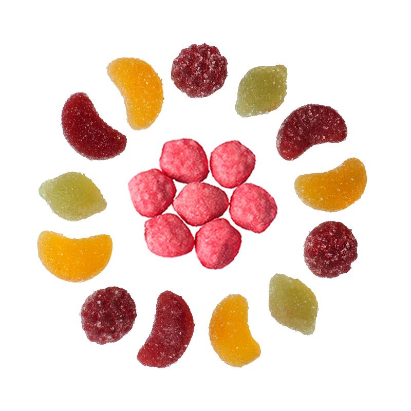 Mélange fruits - bio