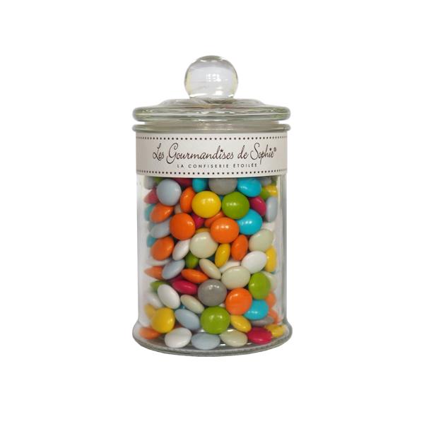 Confettis colorés-nouvelle recette