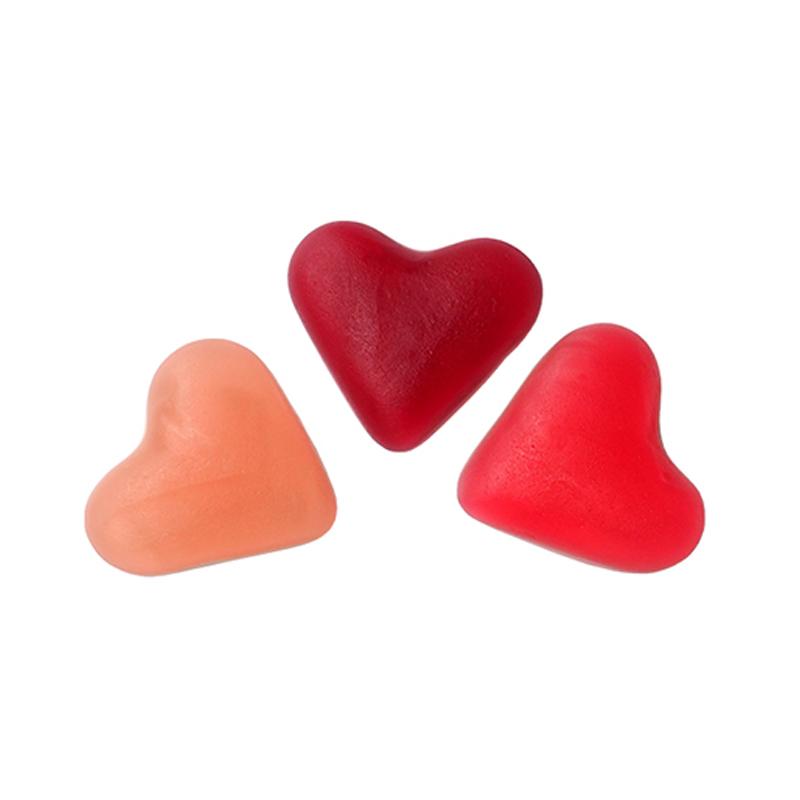 Trio de cœurs 3 saveurs