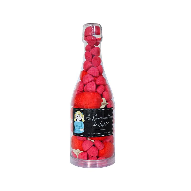 Cocktail Fraises-nouvelle recette
