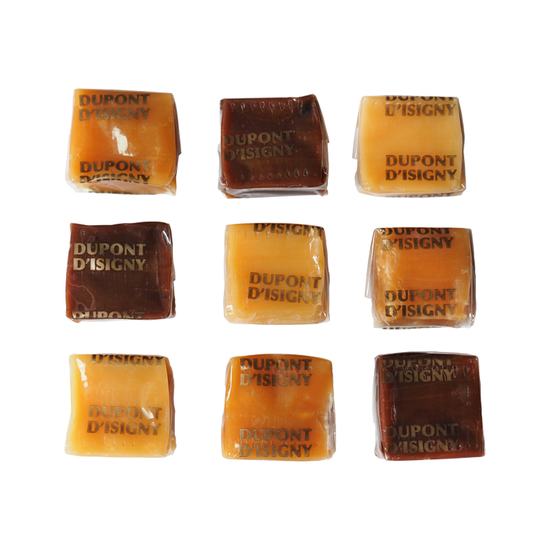 Caramels assortis
