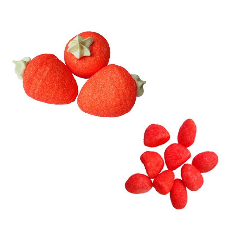 Mélange duo fraises