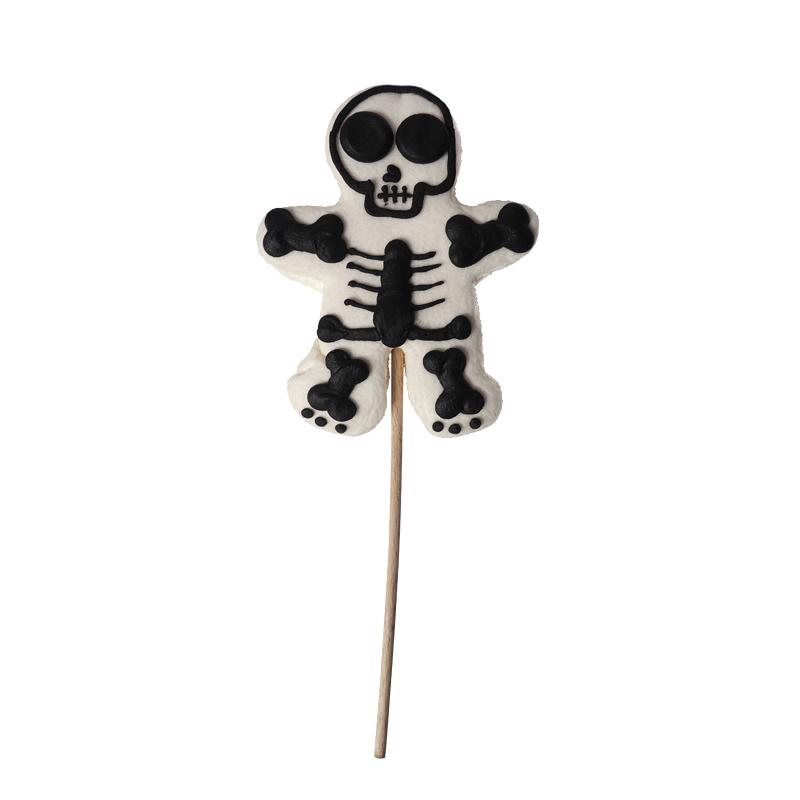 Brochette squelette