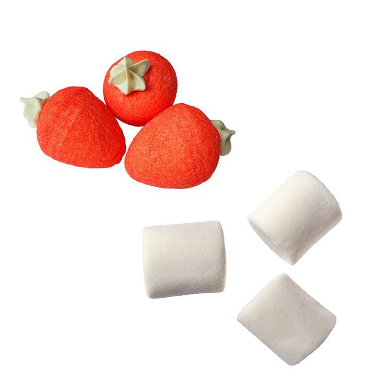 Grosses fraises/ guimauves bbq