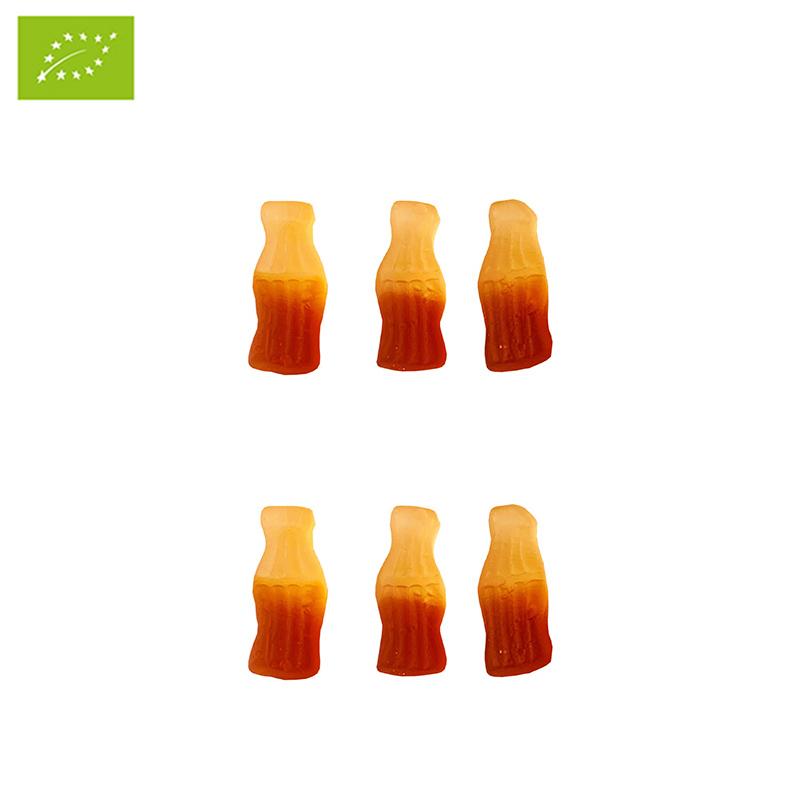 Bouteilles cola - Bio
